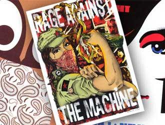 Αφίσες εκτυπωμένες σε όλα τα μεγέθη με ψηφιακή εκτύπωση ή offset